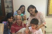 Birthday Special: Personal photos of the vivacious Shriya Saran