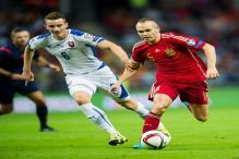 England qualify for Euro 2016, Spain avenge Slovakia loss