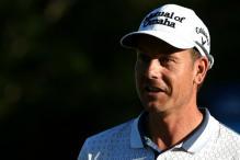 Golf: Henrik Stenson leads Rickie Fowler by one stroke at Deutsche Bank
