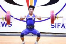 Indian weightlifter Jamjang Deru wins gold at Commonwealth Youth Games