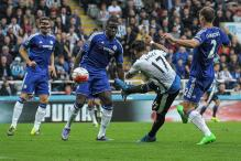 EPL: Chelsea hit back late to draw 2-2 at Newcastle