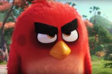 Watch 'The Angry Birds' trailer: Adorably grumpy birds from the popular smartphone game try anger management