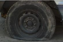 New self-healing rubber could fix a flat tyre by itself