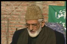 Geelani thanks Pak PM Sharif for adopting a hardline approach on Kashmir