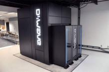 World's First Quantum Computing Machine Built in China