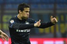 Serie A: Juventus sign Inter Milan midfielder Anderson Hernanes