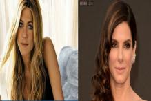 Jennifer Aniston, Sandra Bullock on a double date along with their partners