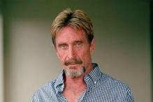 Anti-virus pioneer John McAfee to run for US President