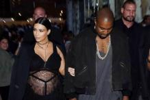 Kim Kardashian, Kanye West name their son Saint