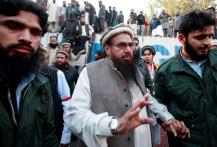 India protests after Hafiz Saeed warns of more Pathankot-like attacks