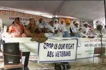 OROP row: Veterans accuse government of 'shifting goalpost'