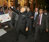 PM Modi dines with Fortune 500 CEOs