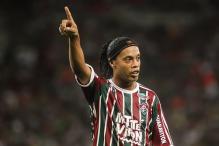 Ronaldinho hopes to continue playing