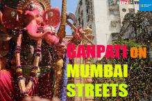 Photos: Ganpati darshan at Ganesh Galli