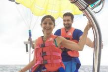 Holidaying in Maldives! Shilpa Shetty posts photos from romantic getaway with husband Raj Kundra