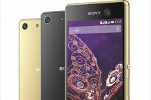 Sony Xperia M5 Dual with 21.5MP rear camera, 13MP front camera, 200 GB expandable storage launched at Rs 37,990 in India