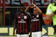 AC Milan beat Palermo 3-2 for second win of Serie A