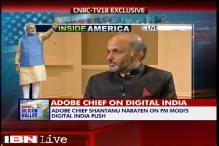 Skilled workforce essential for India's growth story, says Adobe CEO