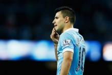 Sergio Aguero out for one month after sustaining injury