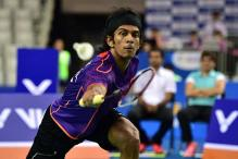 Ajay Jayaram goes down to World No. 1 Chen Long in Korea Open final