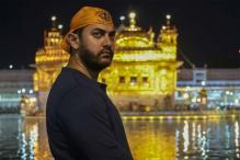 Aamir Khan takes time out of 'Dangal' shooting schedule to visit the Golden Temple