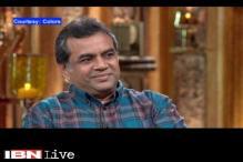 Paresh Rawal reminisces his films, school memories with Anupam Kher