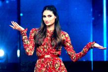 Look of the day: Athiya Shetty looks poised in Sabyasachi as she promotes 'Hero' on the sets of 'DID 5'