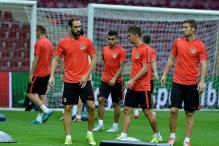 Reloaded Atletico face Galatasaray test in Champions League