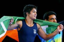 Wrestlers Babita Kumari, Vinesh Phogat fail to impress at World Championship