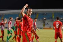Euro 2016 qualifiers: Unsung Iceland stun Netherlands; Bale lifts Wales to victory