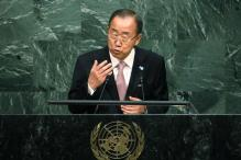 Ban Ki-moon serves 'Landfill Salad', recycled lunch fit for presidents, princes