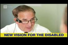 Israel start-up invents pair of glasses which provide vision to the blind