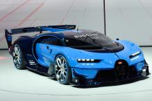Images: Must-see cars at Frankfurt Auto Show 2015