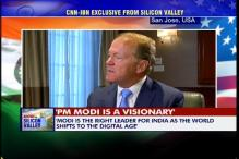 India can become leader in global technology economy: Cisco's John Chambers