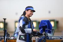Indian shooter Apurvi Chandela wins silver in ISSF World Cup finals