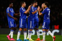 Chelsea hammer Maccabi Tel Aviv 4-0 in Champions League