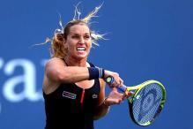 Dominika Cibulkova beats Suarez Navarro to reach quarters in Tokyo
