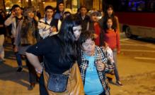 At least five dead, million evacuated as 8.3 magnitude earthquake hits Chile, tsunami alert issued