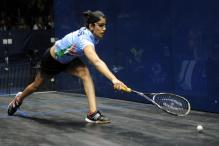 Joshana Chinappa gets hurt but wins women's title at Indian Squash Circuit 2015