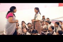 A teacher who is breaking menstrual taboos