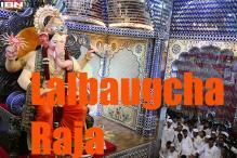 Photos: Mumbai wakes up early to celebrate Ganesh Chaturthi