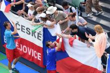 Davis Cup: Stepanek-Pavlasek outplay Leander-Bopanna as the Czechs take 2-1 lead over India