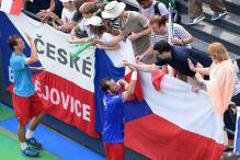 The Czech Davis Cup team wants some Indian rum
