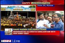 Maharashtra celebrates Dahi Handi on Sunday