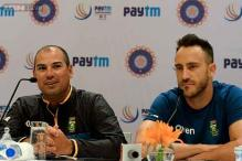 We will rely on our seamers against Indian batsmen: Russell Domingo