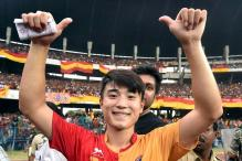 I idolise Messi when taking free-kicks: East Bengal's Do Dong-hyung