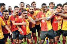 East Bengal crush Mohun Bagan 4-0 to win 6th straight Calcutta Football League title