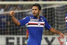Eder and Roberto Soriano score as Sampdoria beat Bologna 2-0