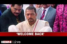 e-lounge: John Abraham and Anil Kapoor speak on 'Welcome back'