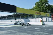 Lewis Hamilton leads final practice at Italian GP; Sebastian Vettel 2nd